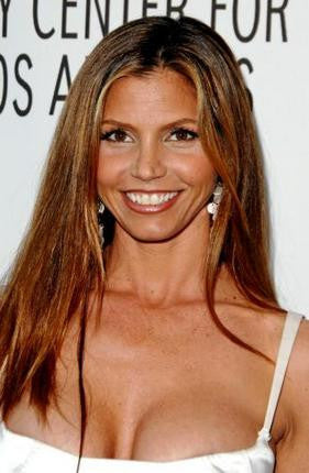 Charisma Carpenter Poster White Dress 11x17 Mini Poster