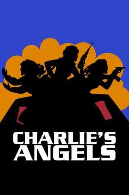 Charlies Angels 70'S Art Poster 11x17 Mini Poster