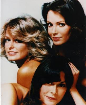 Charlies Angels Poster 11x17 Mini Poster
