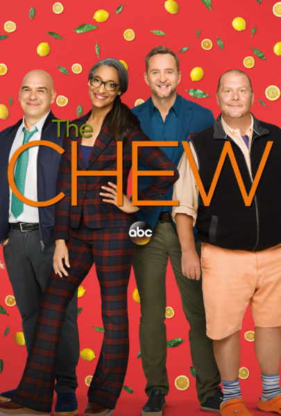 TV Posters, the chew