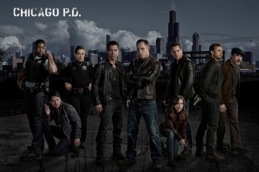 Chicago Pd TV Posters| theposterdepot.com