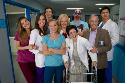 Childrens Hospital Cast Poster 11x17 Mini Poster