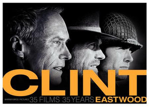 Clint Eastwood poster| theposterdepot.com