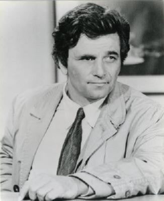 "Columbo Poster 16""x24"" On Sale The Poster Depot"
