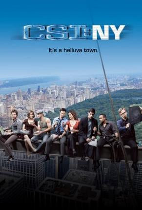 Csi Ny poster 27x40| theposterdepot.com