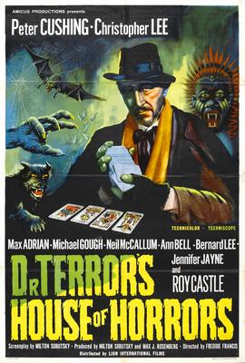 (24inx36in ) Dr Terrors House Of Horrors poster Print