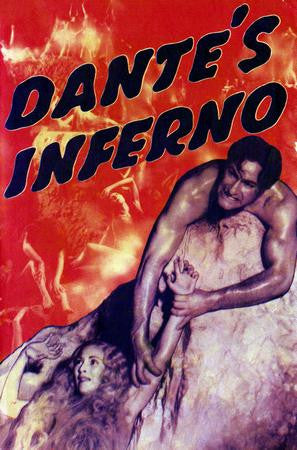 Dantes Inferno poster| theposterdepot.com