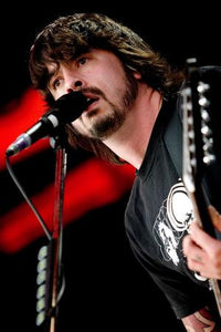 Dave Grohl poster| theposterdepot.com