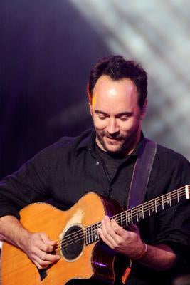 Dave Matthews Guitar Poster 24x36 - Fame Collectibles