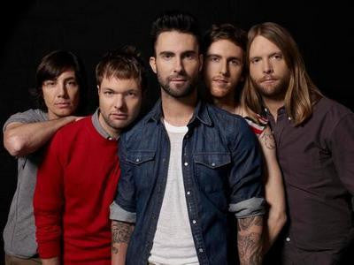 Maroon 5 poster| theposterdepot.com