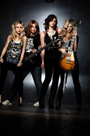 The Donnas poster| theposterdepot.com