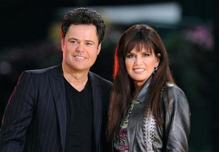 Donny And Marie Osmond poster| theposterdepot.com