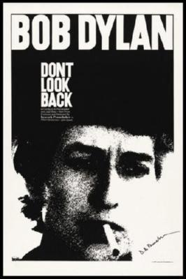 Bob Dylan Poster Don?T Look Back 16inx24in - Fame Collectibles