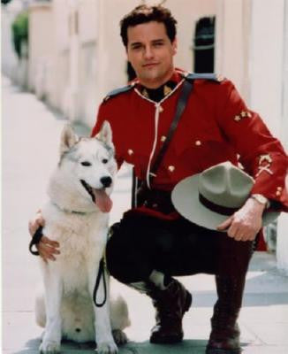 Due South TV Cast Poster 11x17 Mini Poster