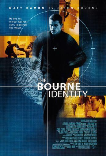 Bourne Identity The Poster 16inx24in