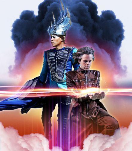 Empire Of The Sun poster 16x24