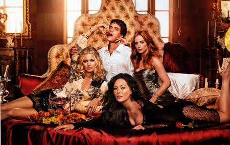 Eastwick Cast Poster #01 11x17 Mini Poster