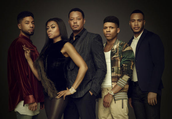 TV Posters, empire cast