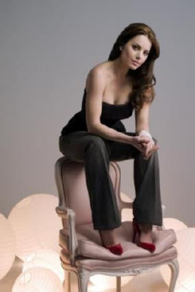 Erica Durance 11inx17in Mini Poster #01 Chair