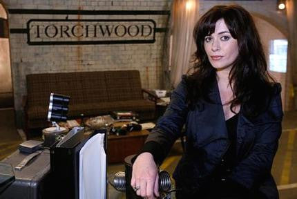 Eve Myles Poster Torchwood 11x17 Mini Poster