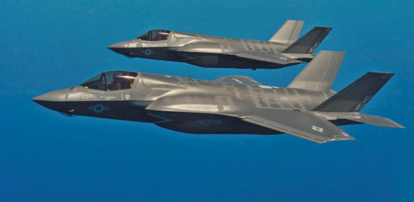 Aviation and Transportation Posters, f35b flying military aviation