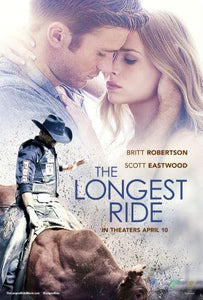 Longest Ride The poster 24in x36in