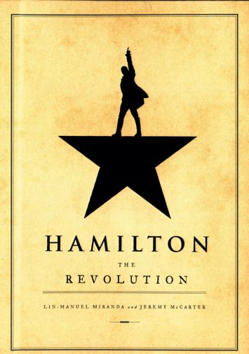 Hamilton Musical The Revolution Poster 24in x 36in