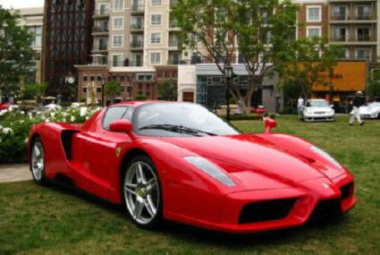 Ferrari Enzo 11inx17in Mini Poster #01
