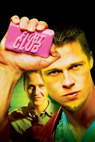 Fight Club Movie 11inx17in Mini Poster Soap Art