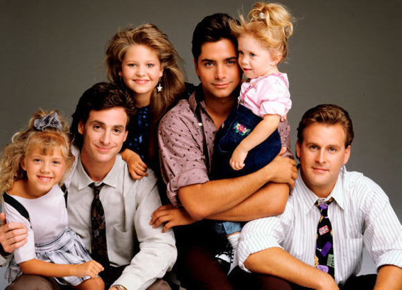 TV Posters, full house