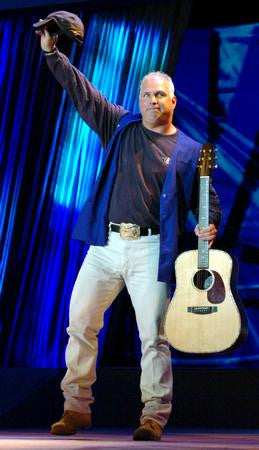 Garth Brooks Poster #01 11x17 Mini Poster