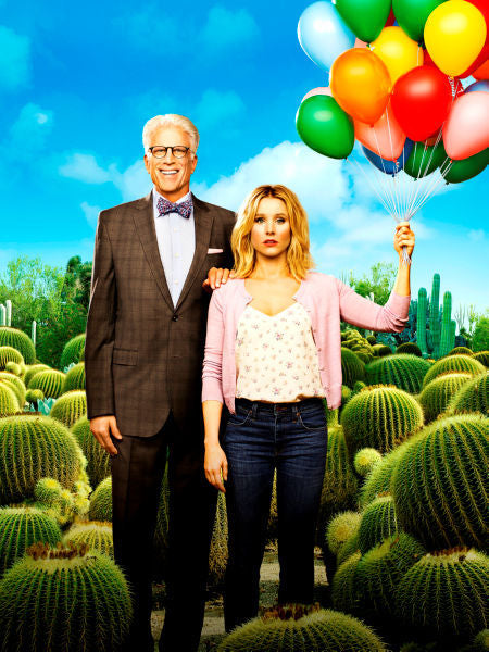 TV Posters, the good place
