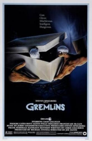 Gremlins Movie Poster 11x17 Mini Poster