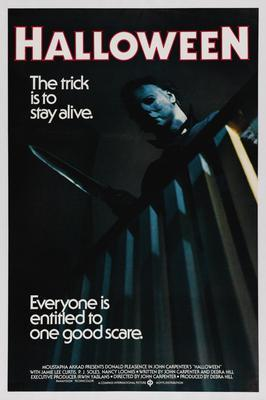 Halloween Movie Poster 24x36 - Fame Collectibles