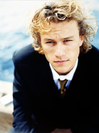 Heath Ledger poster| theposterdepot.com