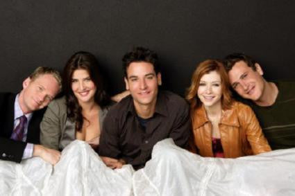 How I Met Your Mother 11inx17in Mini Poster #02