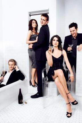 How I Met Your Mother Poster Cast 11x17 Mini Poster