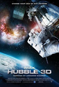 Hubble Telescope 3D poster tin sign Wall Art