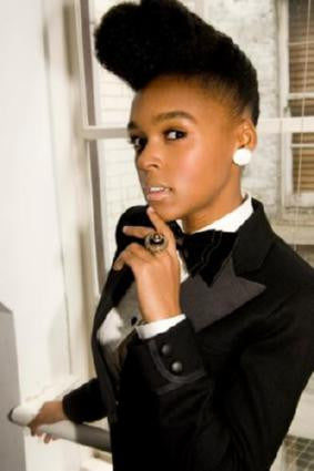 Janelle Monae 11inx17in Mini Poster #02