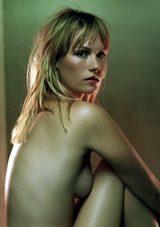 January Jones Poster 24x36 - Fame Collectibles