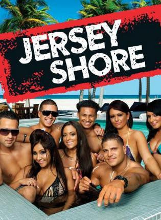 Jersey Shore poster| theposterdepot.com