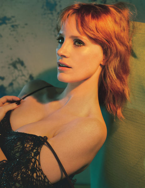 Celebrity Posters, jessica chastain