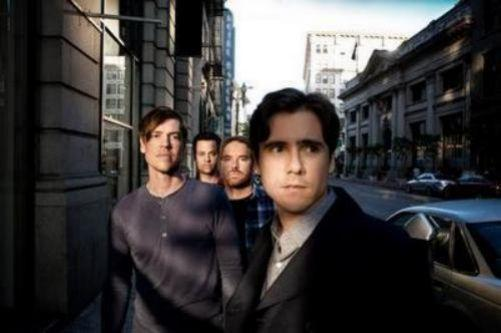 Jimmy Eat World Photo Sign 8in x 12in