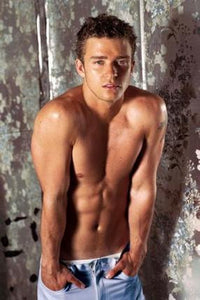 Justin Timberlake Poster Shirtless 11x17 Mini Poster