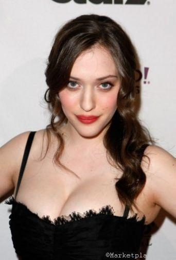 Kat Dennings Photo Sign 8in x 12in