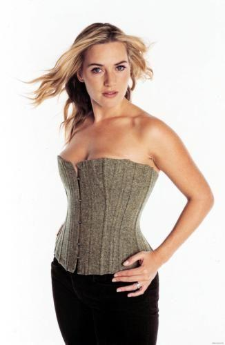 Kate Winslet Photo Sign 8in x 12in