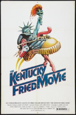 Kentucky Fried Movie poster| theposterdepot.com