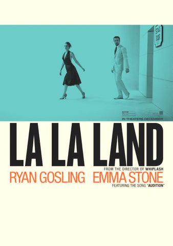 La La Land Movie Poster LaLa Land Poster