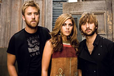 Lady Antebellum poster| theposterdepot.com