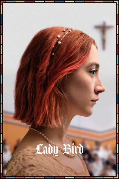 Movie Posters, lady bird movie